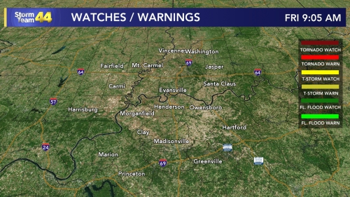 WEVV Watches & Warnings